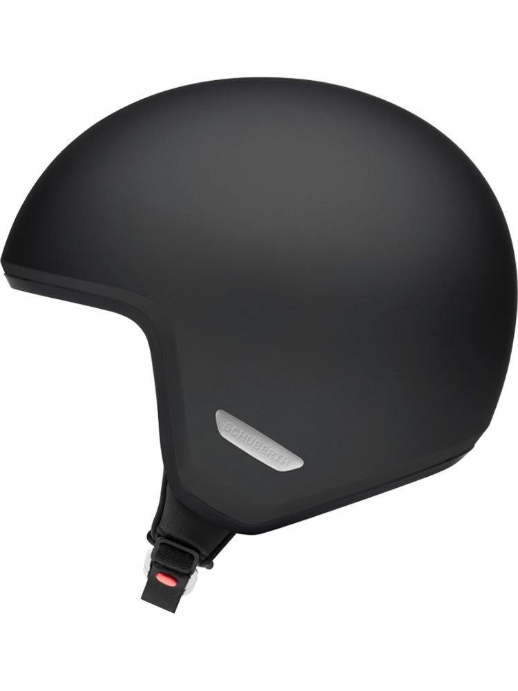 Kask motocyklowy otwarty SCHUBERTH O1 MATT BLACK